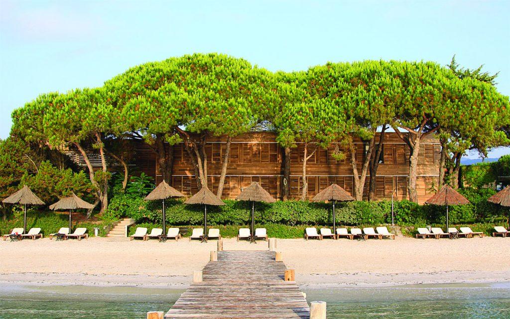 Hotel Moby Dick Porto Vecchio Santa Giulia