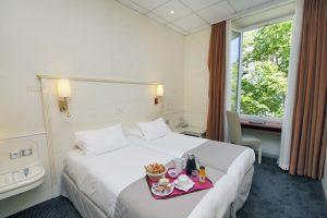 Hotel Napoleon les chambres