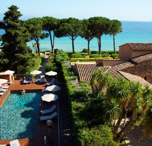 Hotel La Pinede Ajaccio